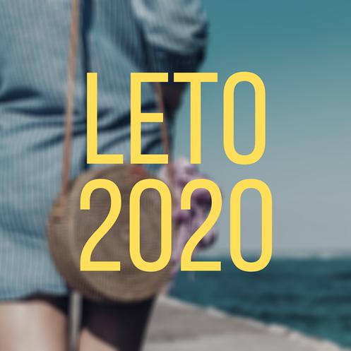 Tipy na leto 2020