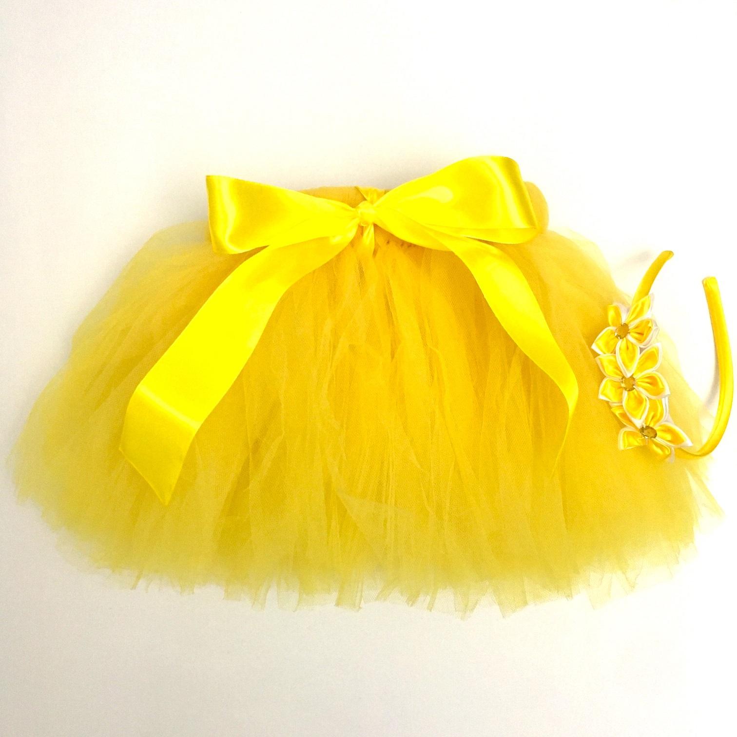 2ae6a260d33 Tutu suknička žltá (1-3 roky) - jupitershop.sk