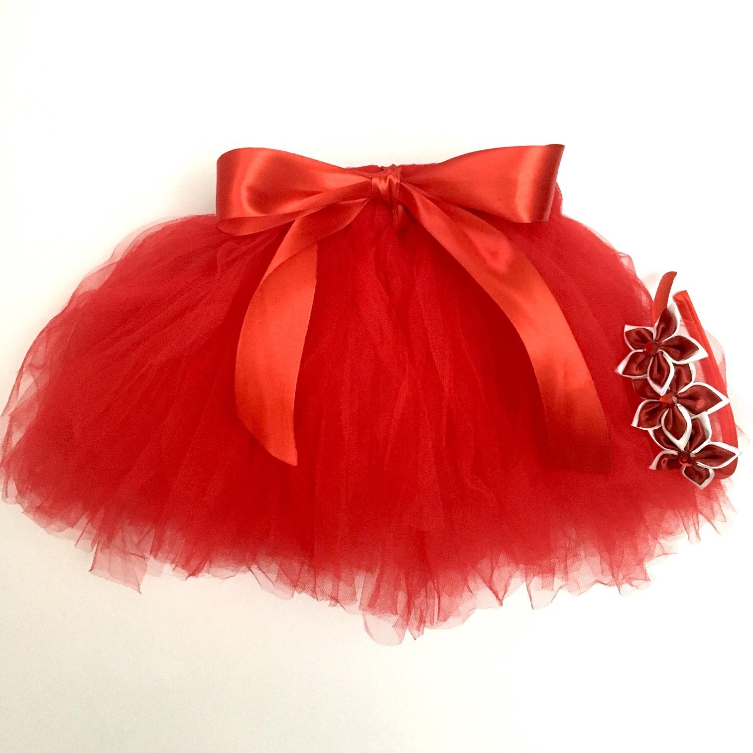 ba78cf92ad5 Tutu suknička červená (1-3 roky) - jupitershop.sk