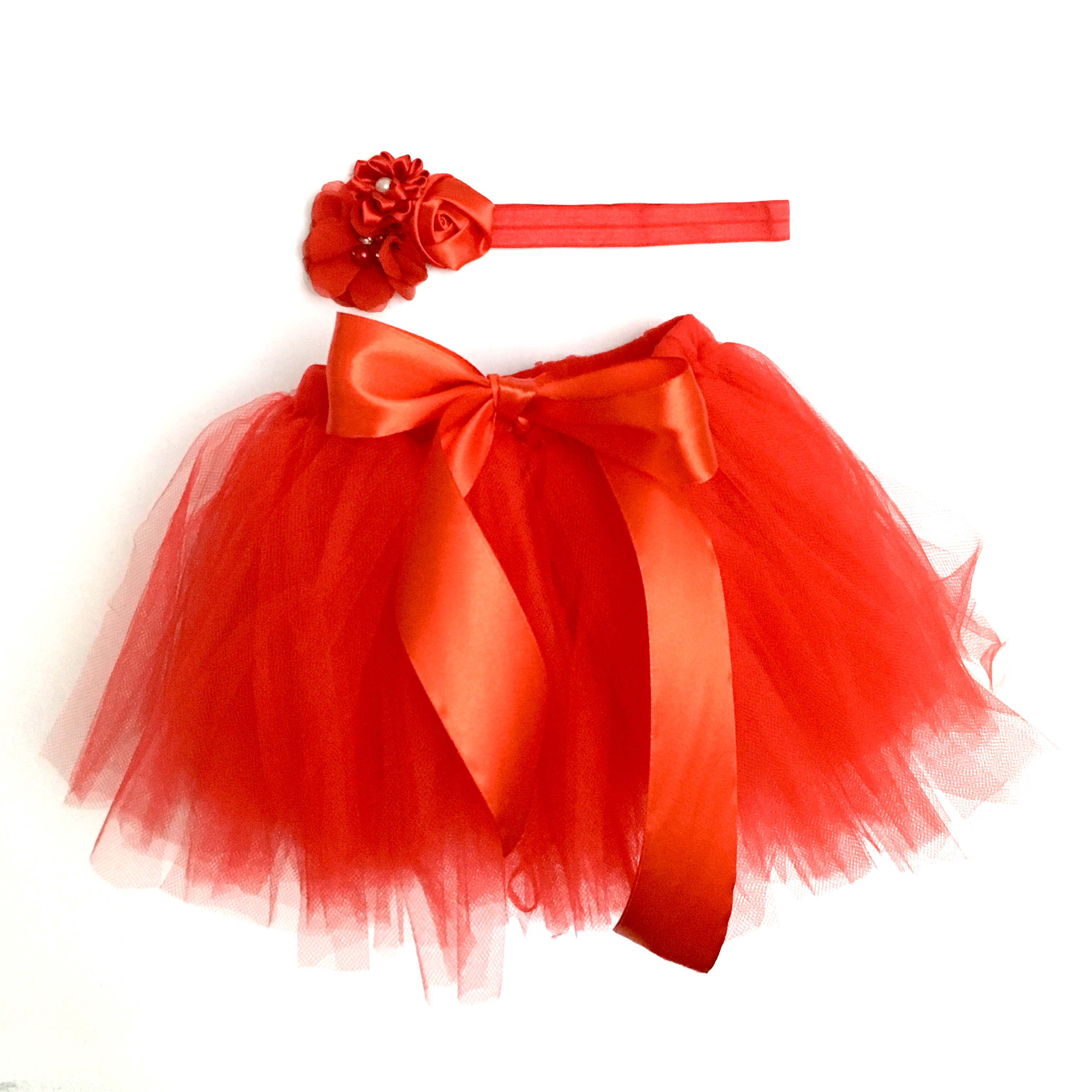 Tutu suknička pre bábätko červená (2-12 mesiacov) - jupitershop.sk 81ecade4ea