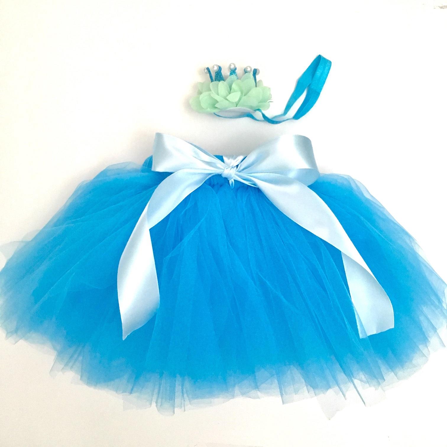 3c84f33fae13 Tutu suknička pre bábätko modrá (2-12 mesiacov) - jupitershop.sk