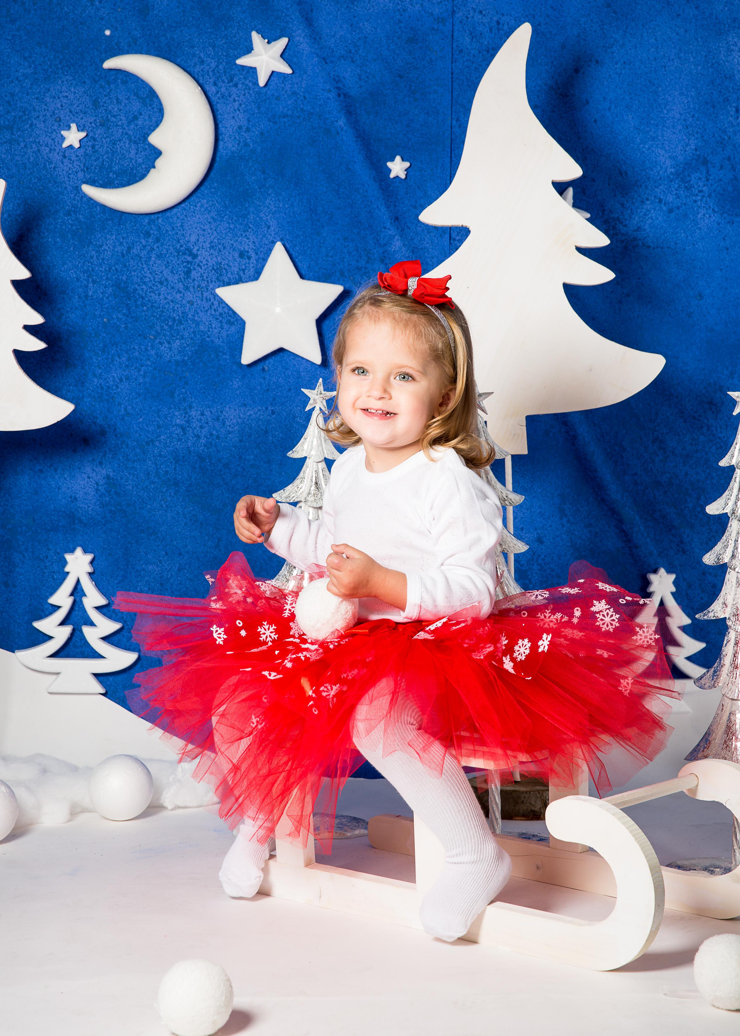 Tutu suknička vianočná červená s čelenkou (1-3 roky) - jupitershop.sk 0696d41792