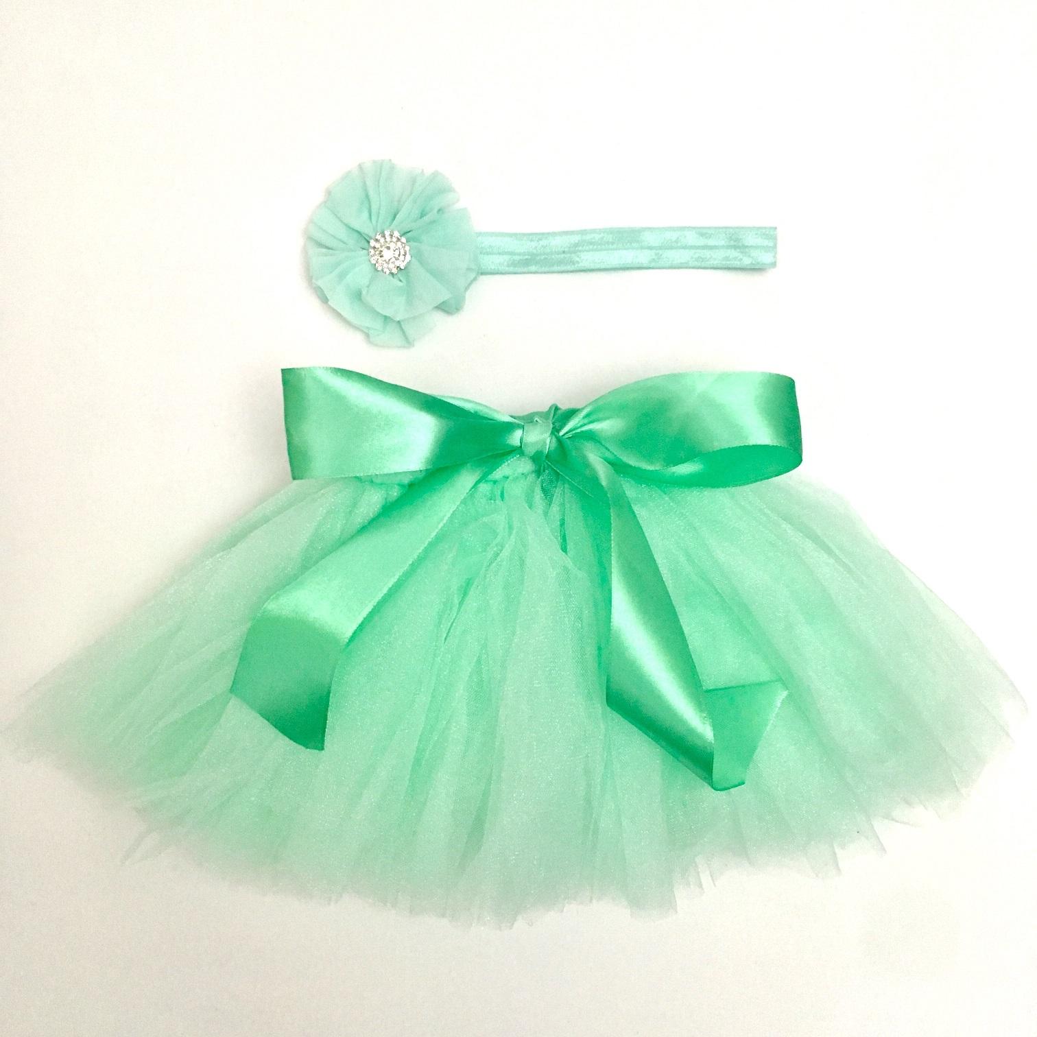 6d1003f3be81 Tutu suknička pre bábätko zelená II. (0-2 mesiace) - jupitershop.sk